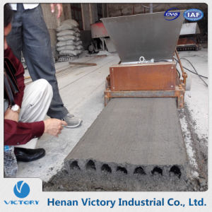 Light Weight Concrete Hollow Core Wall Panel Machine pictures & photos