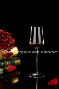 Made From Beautifully Designed Stemware Lead Free Crystal Wine Glasses (B-WG066) pictures & photos