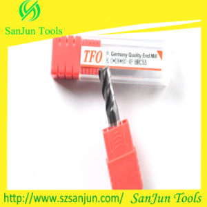 Tungsten Carbide Square End Mill for Steel