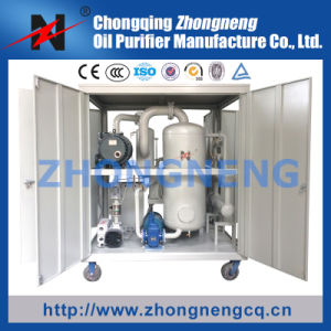 Transformer Oil Purification Machine, Insulating Oil Treatment Machine pictures & photos