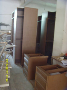 Maple Solid Wooden Wardrobes Cabinets