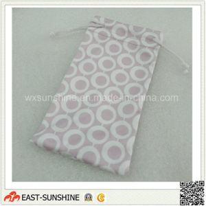 Wholesale Microfiber Drawstring Eyeglass Bags (DH-MC0591) pictures & photos
