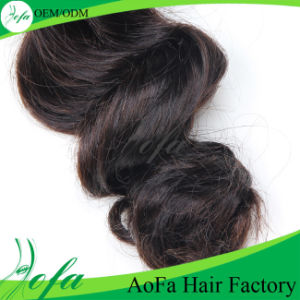 7A Body Wave Unprocessed Virgin Remy Brazilian Human Hair Weft pictures & photos