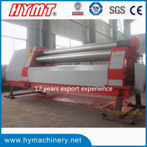 W11H-30X3200 3 roller Automatic plate bending rolling machine pictures & photos