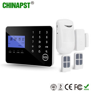 LCD Display Wireless Home Alarm with Touch Key (PST-PG994CQT) pictures & photos