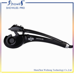 Auto Curling Iron Showliss Newest PRO Automatic Hair Curler