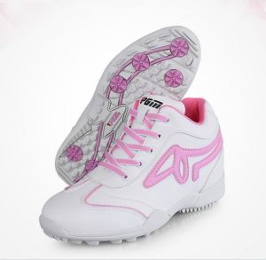 Golf Shoes Waterproof Breathable Sneaker Golf Shoes High Help (AKGS19) pictures & photos