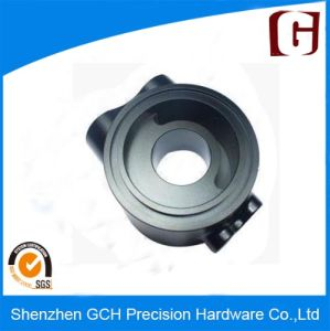 OEM Steel Nut Machining Custom CNC Machining Part