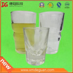 Transparent Big Plastic Tea Cup for Drinking