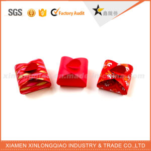 Customized Heart Shaped Rose Flower Paper Box for Packaging pictures & photos
