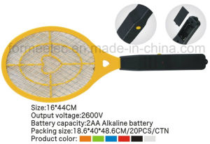 Battery Electric Mosquito Swatter Cmini Mosquito Killer pictures & photos