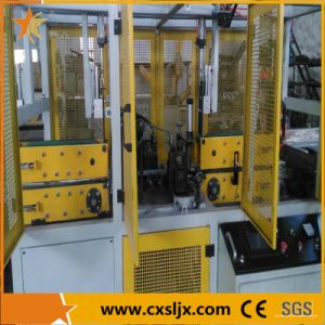 China Best Machine PVC Electrical Cable Trunking Punching Machine pictures & photos