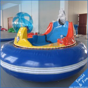 for 1-2 Persons, Battery Powered with Joystick 360 Degree Spin Inflatable Bumper Car pictures & photos
