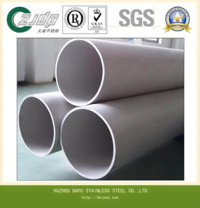 304 Seamless Stainless Steel Pipe / Tube pictures & photos