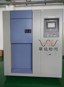 80L Testing Machine Temperature Humidity Conditionning Chamber