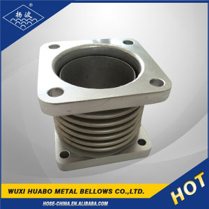 Manufacture Stainless Steel Bellows Expansion Joint Compensator pictures & photos