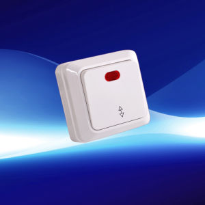 Surface European Wall Switch 2 Way (YW-1810D)