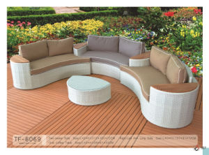 SGS Approved Competitive Price Outdoor Rattan Wicker Patio Furniture