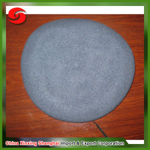 Adult Hot Sale Cheap High Quality Grey Custom High Quality Classic Beret pictures & photos