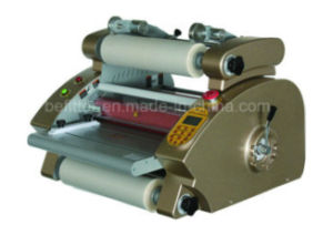 TR-380 New Type A3 Single /Double Sides Roll Laminator Machine pictures & photos
