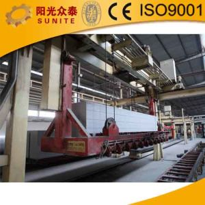 Provide AAC Blocks Making Manufacturing Plant Machinery with Capacity up to 50000m3/Year pictures & photos