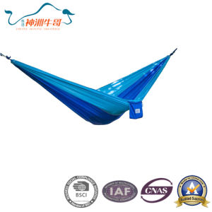 Nylon Waterproof Swing Camping Hammock