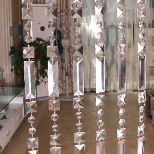 Special Luxury Crystal Glass Curtain for Living Room pictures & photos