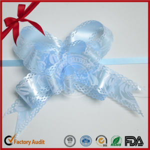 2019 Wholesale Custom Printed Pull Ribbon Bow for Gift Decoration