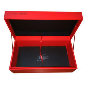 Luxury Black Card Paper Gift Packaging Box for Car Model