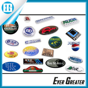 Customized Waterproof Dome Stickers for Advertising pictures & photos