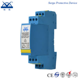 Intrinsic Safety Type Explosion-Proof DC 48V Signal Surge Protective Device pictures & photos