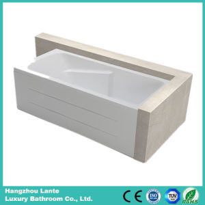 Simple Design Soaking Bathtub with Skirt (LT-19Q) pictures & photos