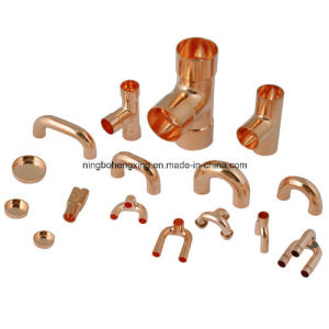 Copper Fittings for Plumbing/AC System pictures & photos
