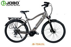 Chopper Electric Bicycle Pedelec Power Bike (JB-TDA15L) pictures & photos