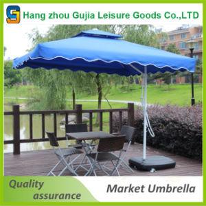 Perfect Patio Windproof Beach Garden Umbrellas With Metal Frame