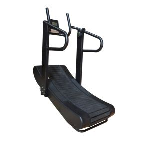 Commercial Self-Powered Track Treadmill Gym Fitness Equipment