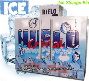 New Technology Baggaged Ice Storage Bin pictures & photos