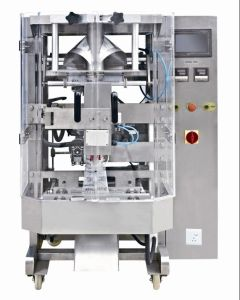 Multi Function Verticla Packing Machine for PE Bag Jy-398 pictures & photos