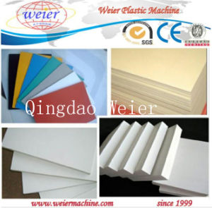 PVC Free Foamed Board Production Line/Extrusion Line pictures & photos