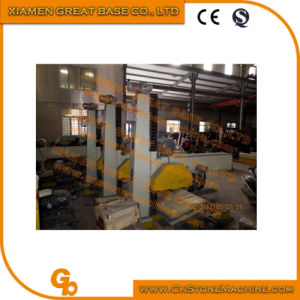 GBX-1500 Single Arm Block Levering Machine pictures & photos