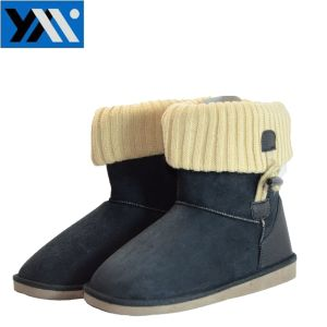 c3beac92a New Style Women Ankle Snow Boots Warm Ladies Winter Shoes Platform Shoes