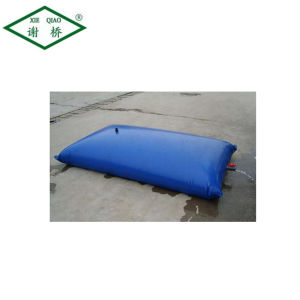 China PVC Coated Tarpaulin Water Tank for Water Storage