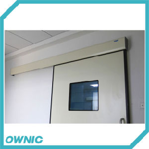 Single -Leaf Type Factory Price Autometic Hermetic Sliding Door pictures & photos