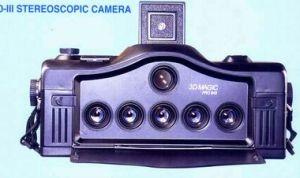 China 3D 120-III Stereoscope Camera - China 3D camera