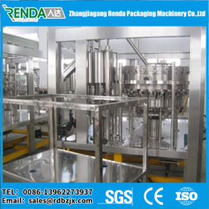 Monoblock 2-in-1 High Capacity Hot Filling Machine Concentrated Juice pictures & photos
