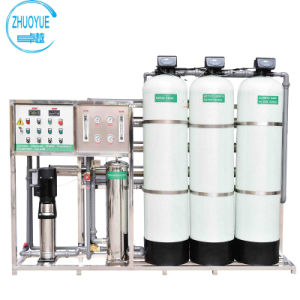 Industrial RO Reverse Osmosis Water Filter / Desalination Machine
