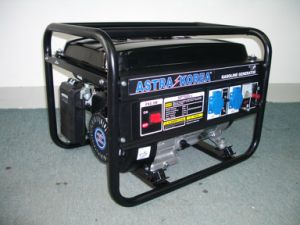 1000watts CE Approved Wahoo Gasoline Generator with plastic generator fuel tank (WH1500) pictures & photos