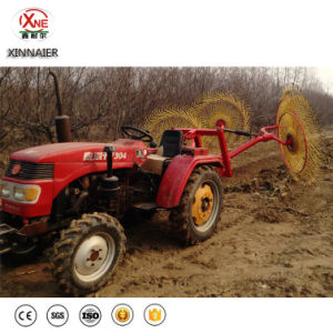 Xinnaier 4 Disc 9lz-3 0 3 Point Tractor Hay Rake