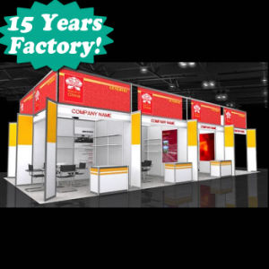 Modular Exhibition Stands Questions : China easy to disassembled modular exhibition trade show stands
