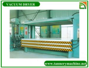 Continuous Type Vacuum Dryer